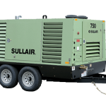 Sullair 750 Portable Air Compressor